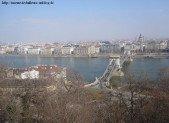 A la découverte de Budapest (Hongrie, Mars 2011)