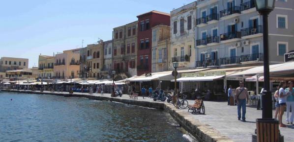 Crète de l'Ouest (Juillet 2012)