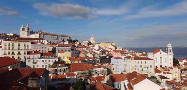 Balade dans la belle Lisbonne (mars 2014)